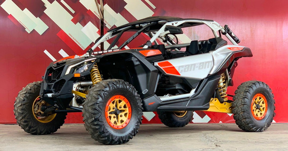 Can Am Maverick X3 Xrs Turbo Rr2019