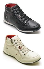 d458f762b7 Tenis Abotinado Infantil - Sapatos com o Melhores Preços no Mercado ...