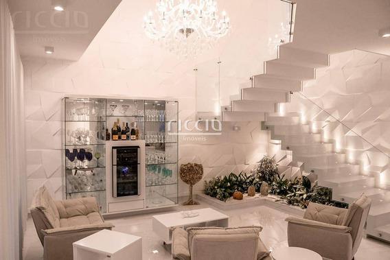 Luxuoso Imóvel No Condominio Campos Do Conde 1 - Tremembé Interior De S.p - Ca1509