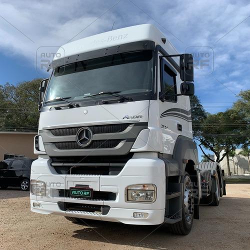 Imagem 1 de 15 de Repasse Cavalo Axor Mercedes 2544 6x2 Automático 19/2020