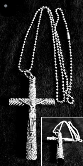 Chave De Afinação E Colar Jesus Cristo Para Bateria Acústica