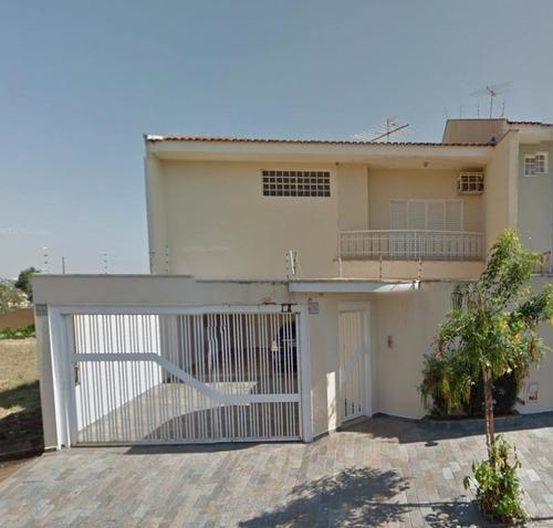 Casa Residencial Para Venda E Locação, Alto Da Boa Vista, Ribeirão Preto. - Ca0050