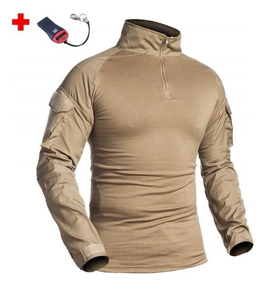 Camisa Playera Táctica Militar Gotcha Jersey Airsoft X211