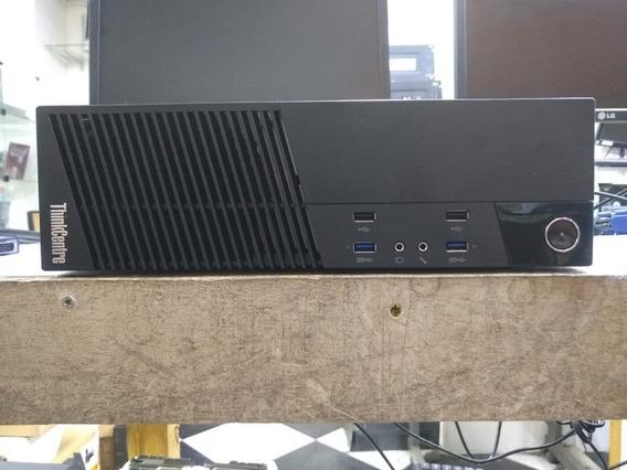 Cpu Desktop Lenovo M93p I7 4ºger 12gb Ram 120gb Ssd