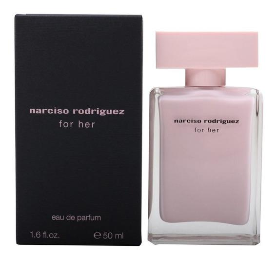Perfume Narciso Rodriguez Eau De Parfum 50 Ml Feminino