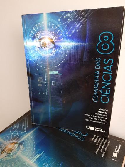 Companhia Das Ciências - 8 Ano - 3 Edição - 2015