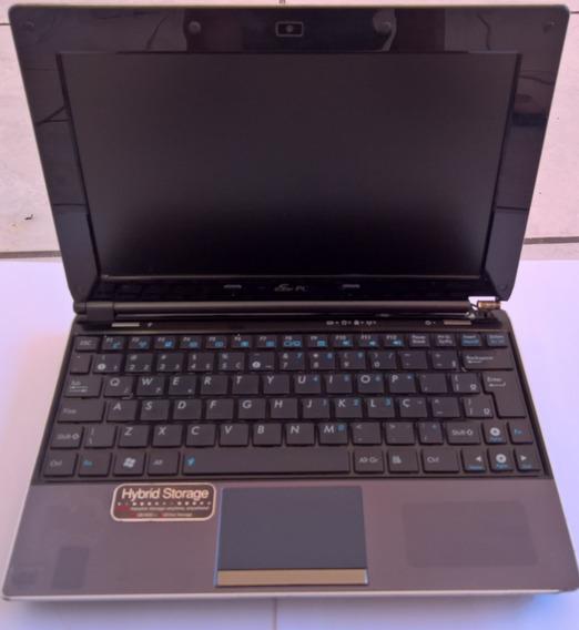 Netbook Asus 1002ha Intel Atom C/windows 7 Funcionando 100%