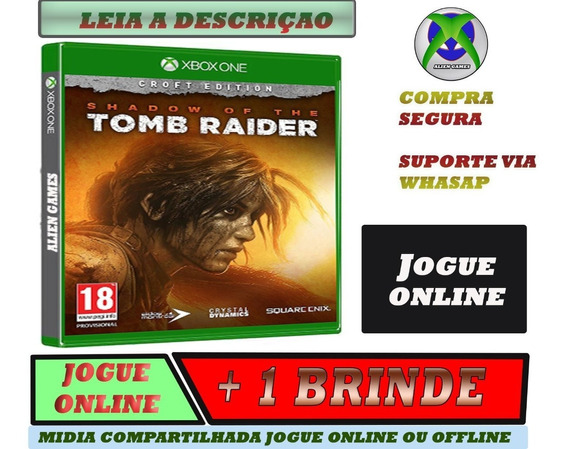 Shadow Of The Tomb Raider - Croft Edition X Box One Offline