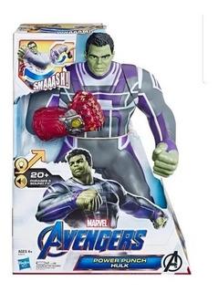 Avengers End Game Hulk Puño Poderoso Electronico