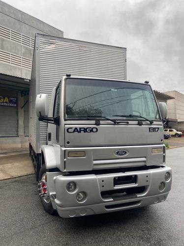 Ford Cargo 1317 Bau