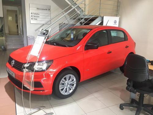 Volkswagen Vw Nuevo Gol Trend 1.6 Tl 2021 Km Oferta! #07