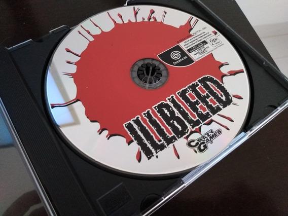 Illbleed Sega Dreamcast Original
