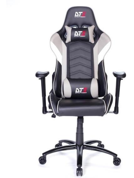 Cadeira Gamer Dt3 Sports Elise Grey 10633-3