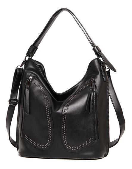 Cartera Shopping Bag Dama Diseño Coqueto Grande Urbana