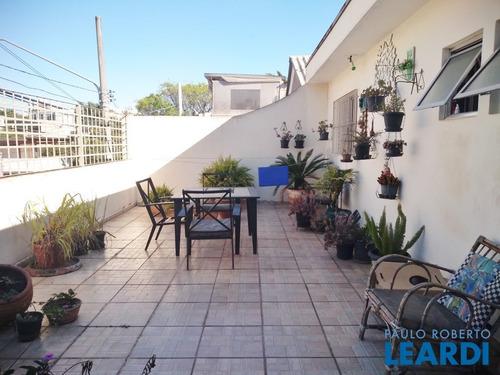 Casa Assobradada - Alto Da Lapa  - Sp - 613196