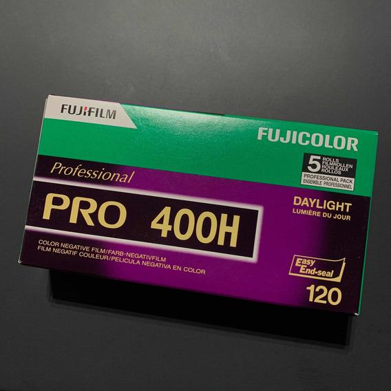 Filme 120mm Fujifilm Pro 400h