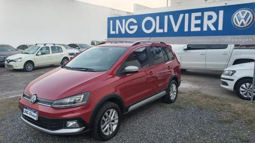 Volkswagen Suran Cross 1.6 16v Highline 110 Cv 2.016.-
