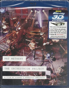 10% Pat Metheny The Orchestrion Project 12(nm)(br)blu-ray3d+