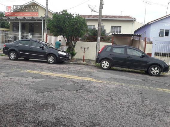 Casa Com 2 Dormitórios Para Alugar, 120 M² Por R$ 1.600,00/mês - Jardim Santo Antônio - Valinhos/sp - Ca0412