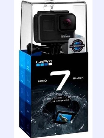 Câmera Digital Gopro Hero 7 Black 4k Produto De Vitrine