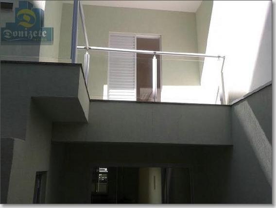 Sobrado Com 3 Dormitórios À Venda, 301 M² Por R$ 1.010.000,00 - Santa Maria - São Caetano Do Sul/sp - So1015