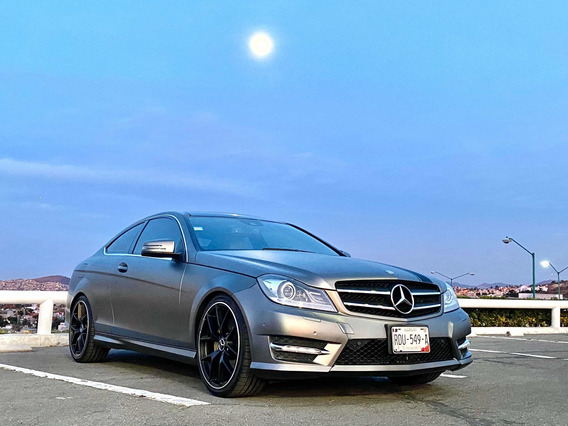 Mercedes-benz Clase C 3.5 350 Cgi Coupe At 2012
