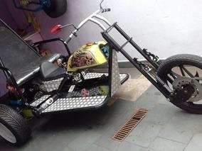 Triciclo Vw 1600. Falta Pedal De Freio ,acelerador E Embrea.