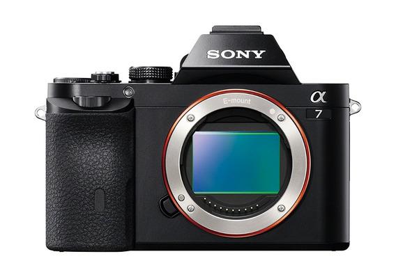 Camara Digital Sony Alpha A7 Ilce-7 Sensor Full Frame 24.3mp