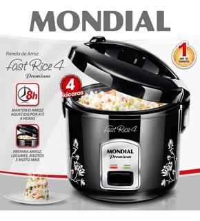 Panela Elétrica Mondial Fast Rice 4 Premium