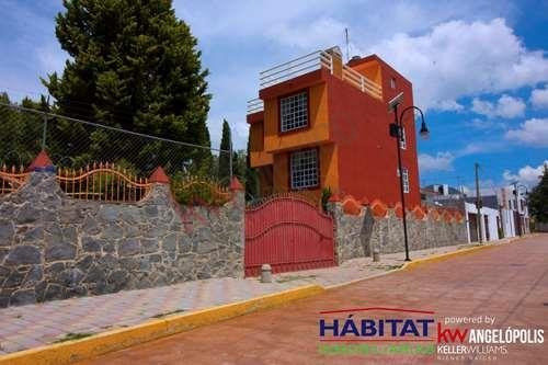 Venta De Casa En Tizatlan, Tlaxcala, Cerca De Plaza Gran Patio