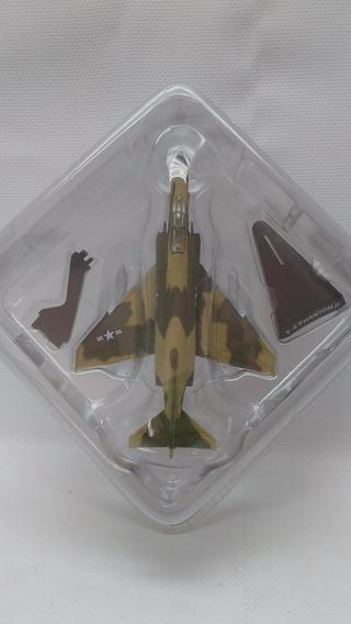 Avião F 4 Phantom I I. Del Prado. Lacrado. Miniatura.