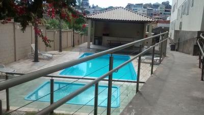 Apartamento Com Área Privativa Com 2 Quartos Para Comprar No Jardim Riacho Das Pedras Em Contagem/mg - 1483