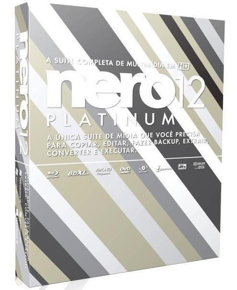 Nero 12 Platinum - Pc