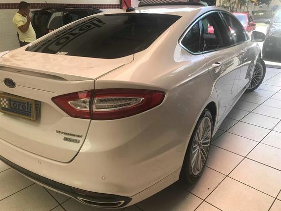 Ford Fusion 2015 2.0 Titanium Fwd Novíssimo