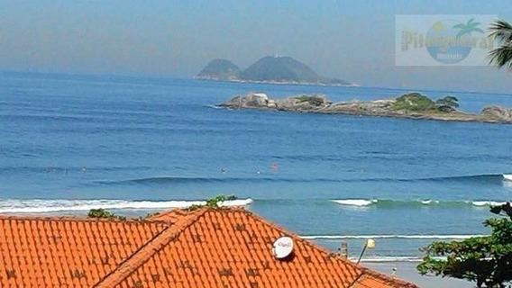 Praia De Pitangueiras Frente Total Para O Mar,***venda Ou Locação Anual***, Excelente Apartamento Amplo Com Ótima Varanda!!! - Ap1121