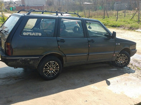 Fiat Duna 1.7 Sdr 1994