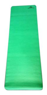 Colchoneta Mat Yoga Pilates Fina Ejercicio Equilibrio Caucho