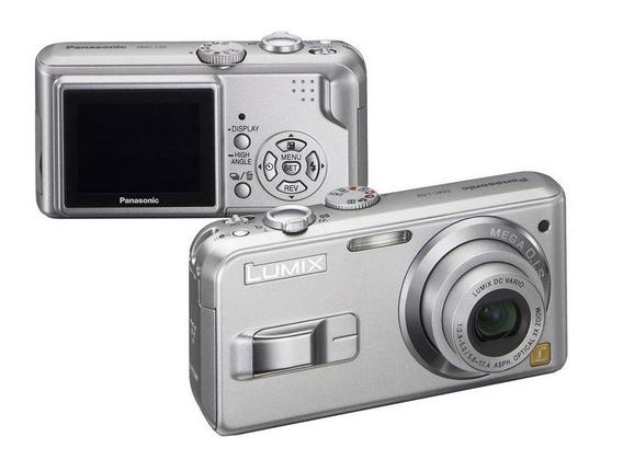 Camara Digital Panasonic Lumix 5mp 3xzoom Oferta Outlet
