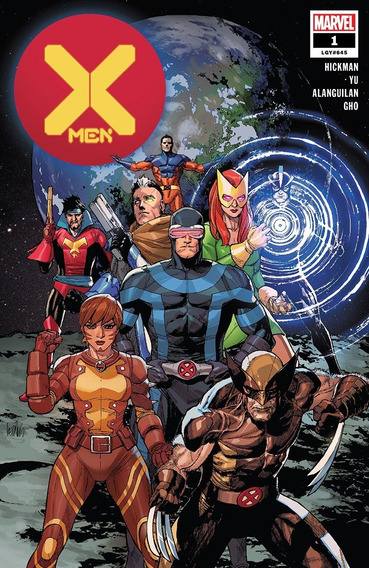 X-men #1 (2019) Marvel