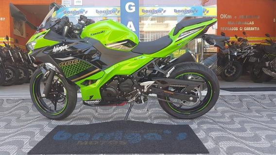 Nova Ninja 400 Krt Abs 0km 2020 Verde Garantia Fábrica