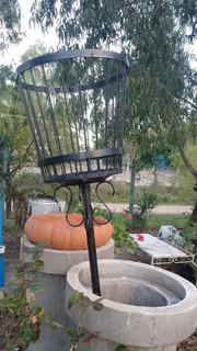 Vendo Estufas Calefatores Parrilleros Canastos De Vasura Est