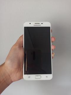 Samsung J7 Prime Rose Gold Dual Sim Usado