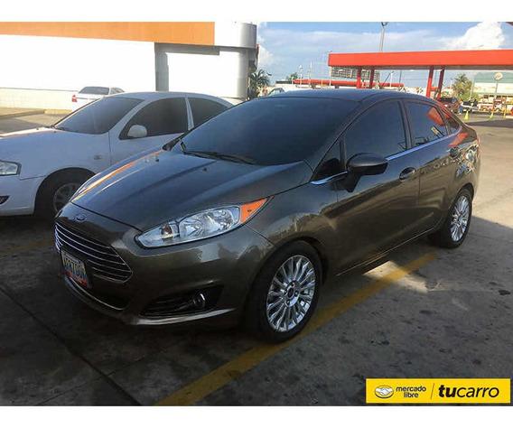 Ford Fiesta Titanium Aut
