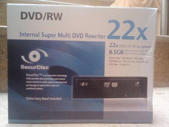 Unidad Dvd Rw Quemadora Multi Dvd 22x
