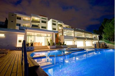 Apartamentos De 2 Habitaciones Infinity Terrace