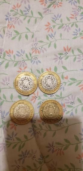 Monedas 10 Nuevos Pesos