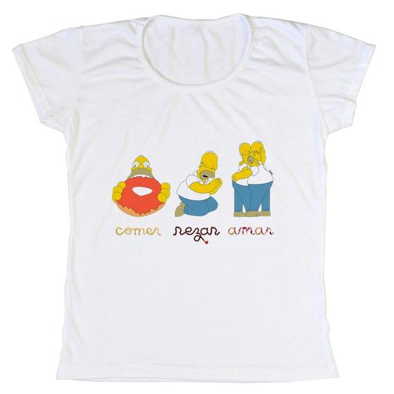 Remeras Los Simpsons