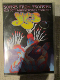 Yes - Songs From Tsongas - Yes 35th Anniversary Concert)