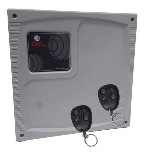 Puccara Iii - Central De Alarma Cem Con 2 Controles Remotos