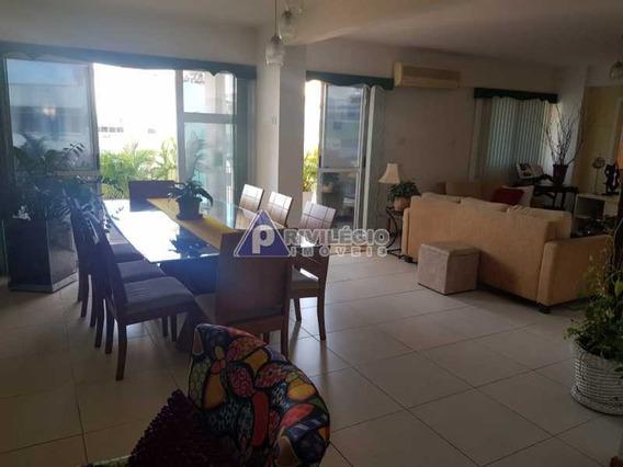 Apartamento À Venda, 3 Quartos, 2 Vagas, Catete - Rio De Janeiro/rj - 21283